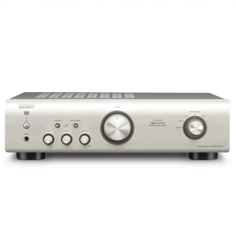 DENON-PMA-520AE-amplificador-SILVER