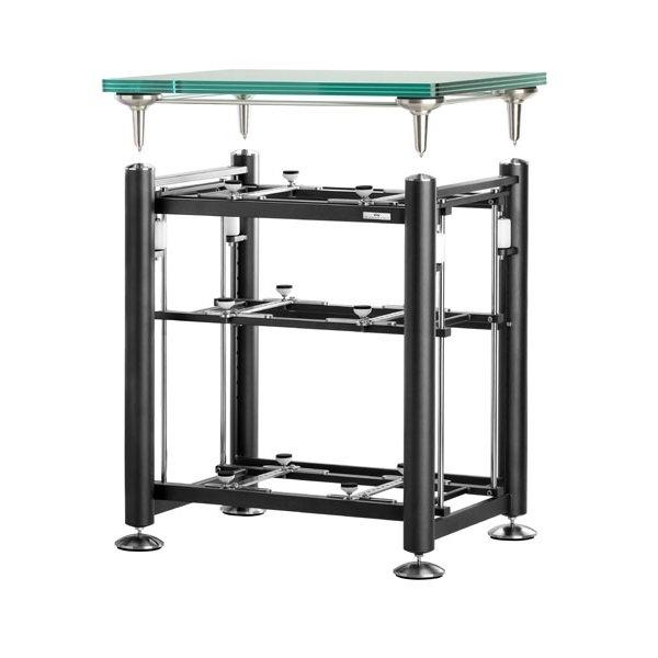 Exoteryc_Rack_(3-levels)_+_Glass_Turntable_Platform