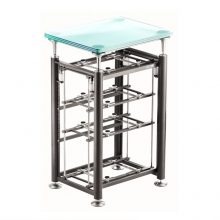 Exoteryc_Rack_(4-levels)_+_Glass_Turntable_Platform