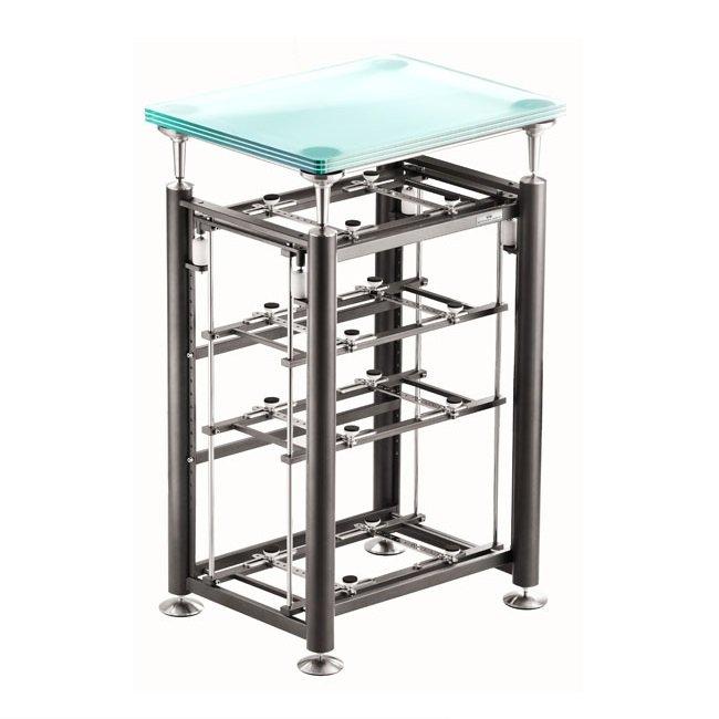 Exoteryc_Rack_(4-levels)_+_Glass_Turntable_Platform