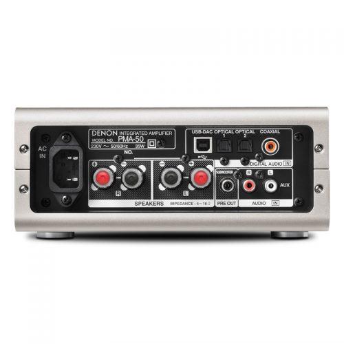 DENON_PMA-50_Amplificador_Conexiones