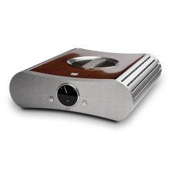 Audio alta fidelidad etapa de potencia GATO PWR222_Walnut. Audio y Cine, la calidad que se ve y se oye
