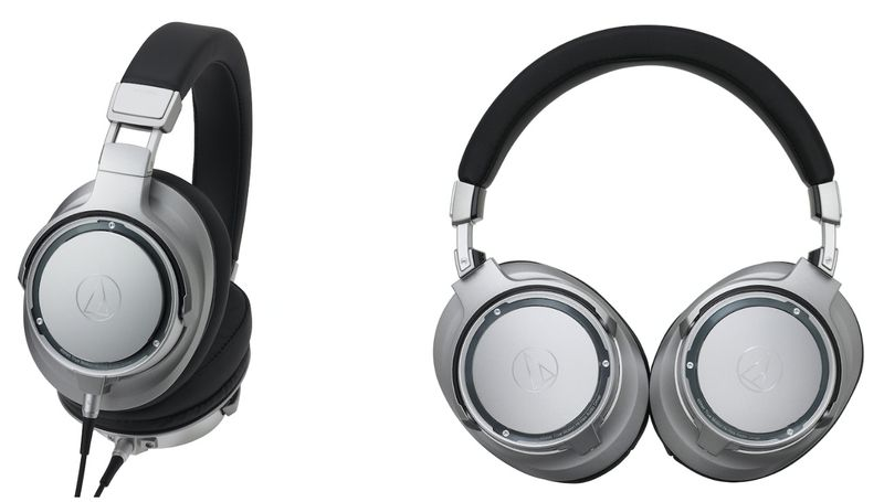 auriculares-Audio-Technica-silver