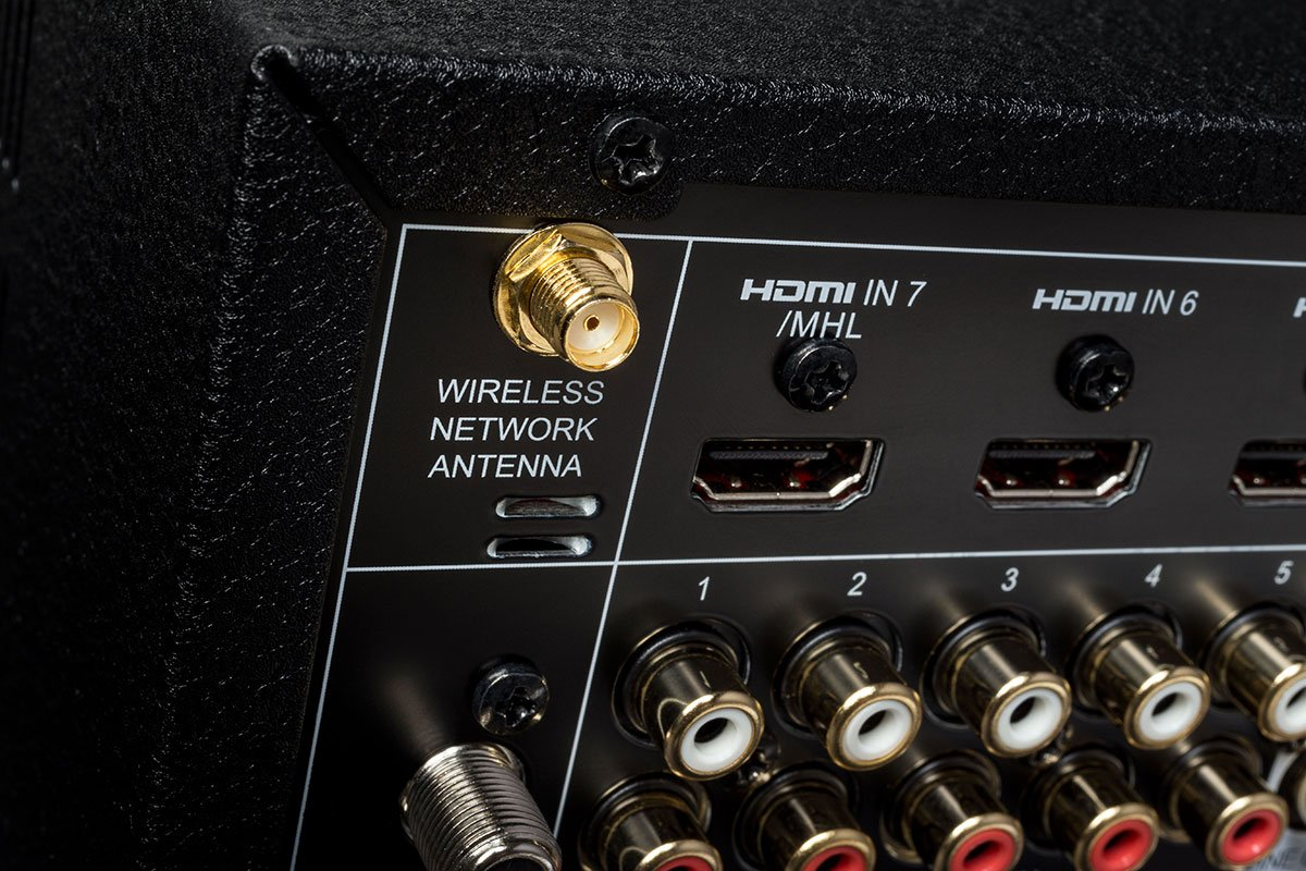 receptor AV Anthem MRX-1120 vista trasera zoom