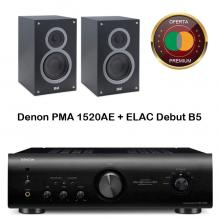denon-1520-elac-b5