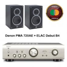 denon-720-elac-b4