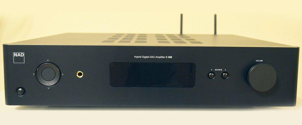 nad-c368-hybrid-digital-dac-amplifier