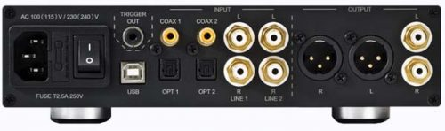 Nuprime-DAC-10-black-rear