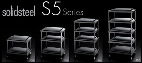 Muebles de audio Solidsteel S5