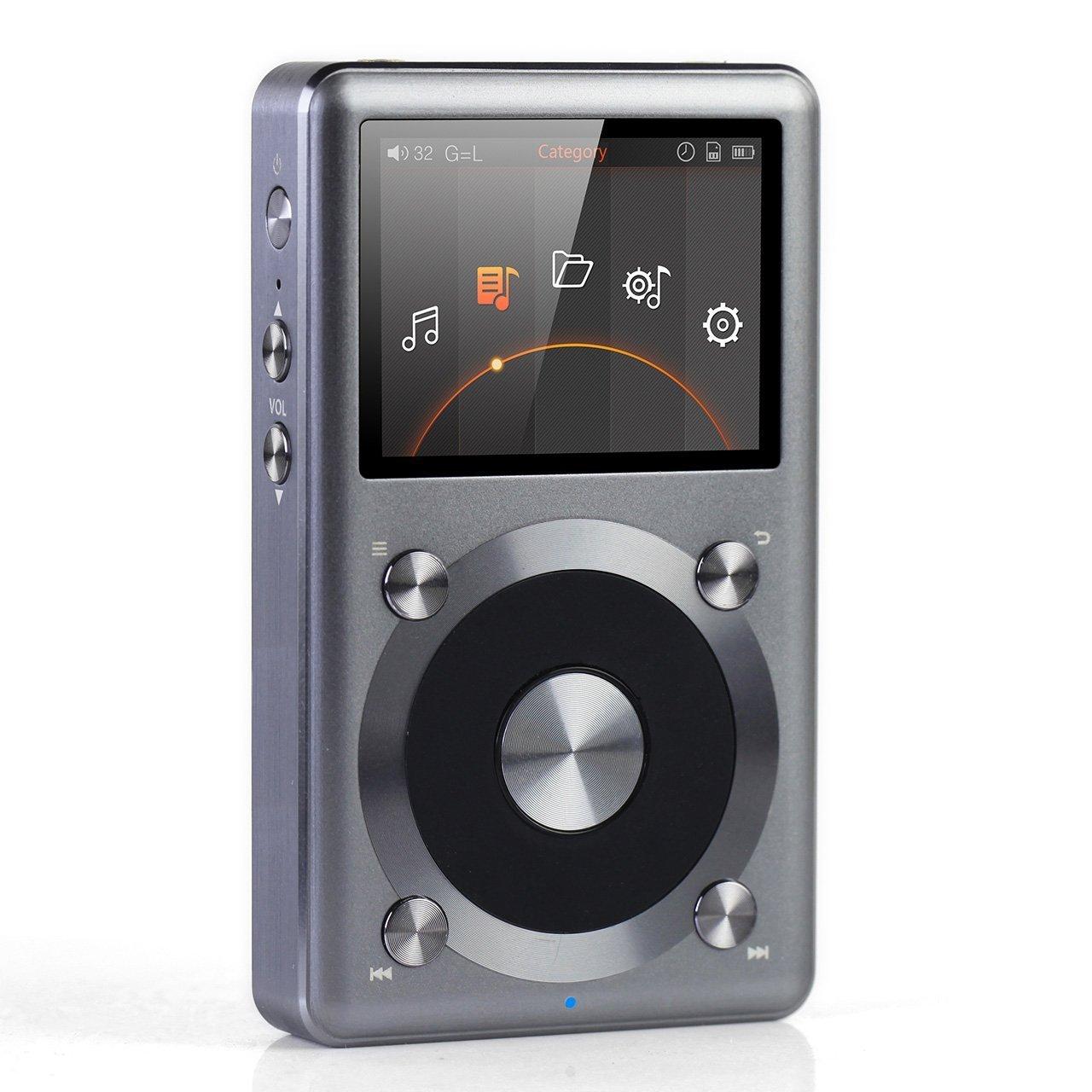 FiiO X3-II en Audio y Cine (derecho)
