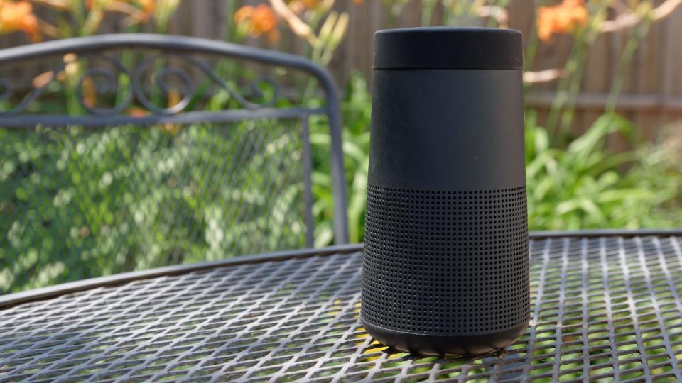 El mejor altavoz bluetooth Bose Soundlink Revolve