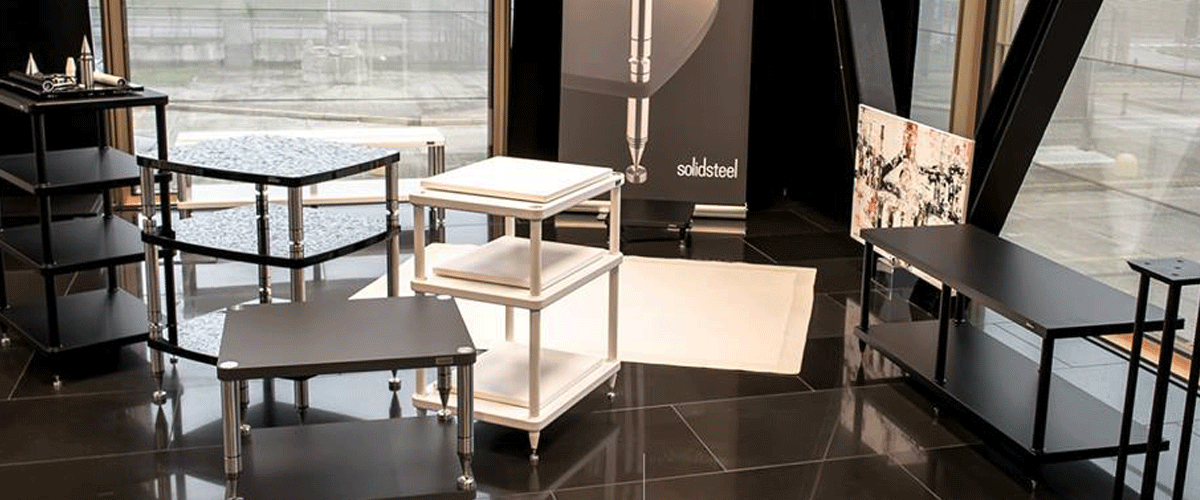 Solidsteel muebles de audio