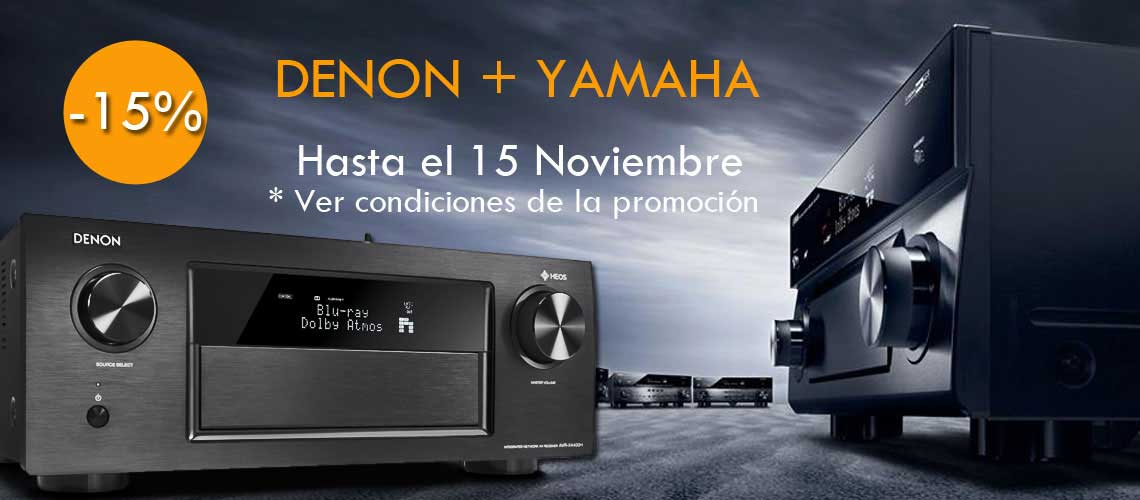 Denon-Yamaha-oferta-15%