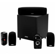 Polk-TL-1600-altavoces-cine-en-casa-negros