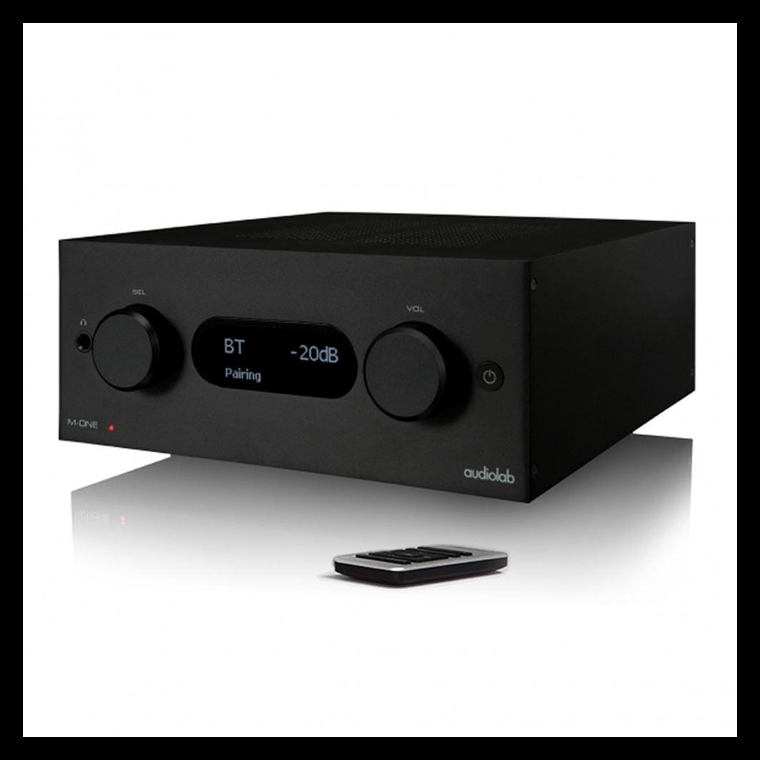 amplificador integrado con DAC Audiolab Mone