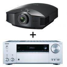 pack-proyector-sony-hw65-receptor-av-onkyo-555-silver