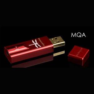 Vídeo de actualización a MQA del Audioquest DragonFly