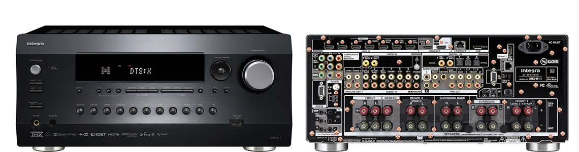 Integra_Home_Theater_DRX-R11-amplificador de audio y vídeo multicanal