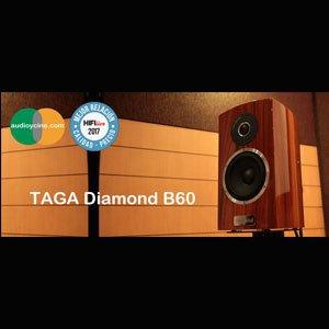 Taga Harmony Diamond B60, todo un lujo de altavoces