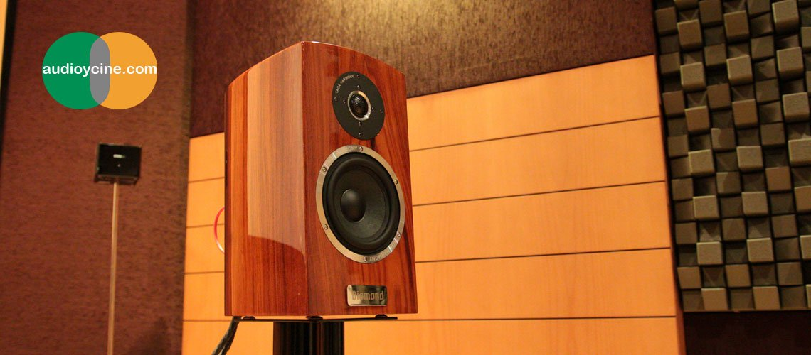 Taga-Diamond-B-60-altavoz de estanteria-audioycine