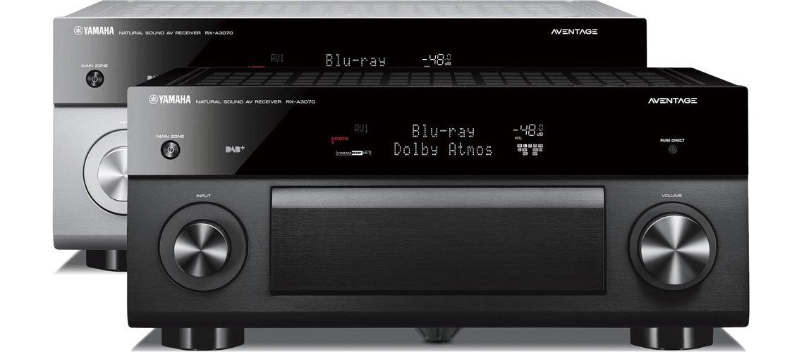 Yamaha-RX-A3070-amplificador de AV multicanal
