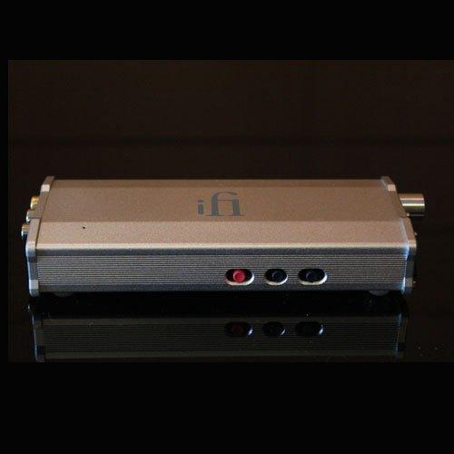 DAC convertidor iFI Micro iDSD foto lateral