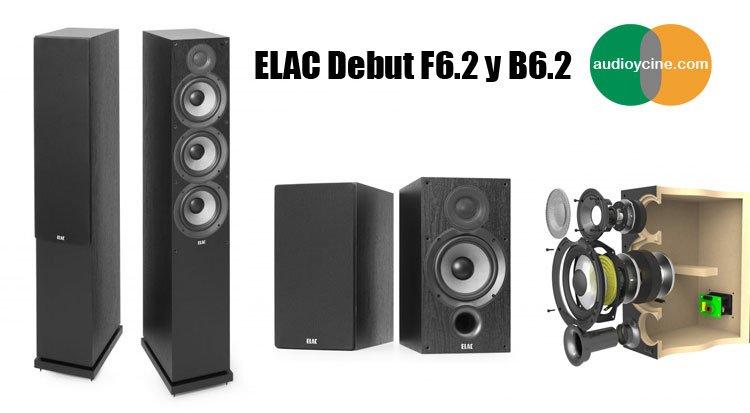 altavoces-Elac-Debut-F62-C62