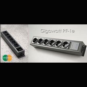 Gigawatt PF-1e, una regleta eléctrica económica y eficaz