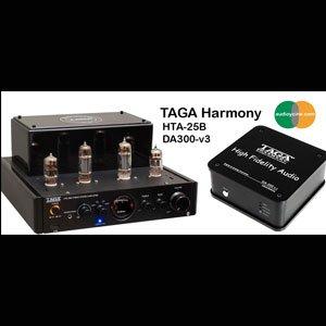 Un DAC y un amplificador TAGA Harmony, calidad en 600€