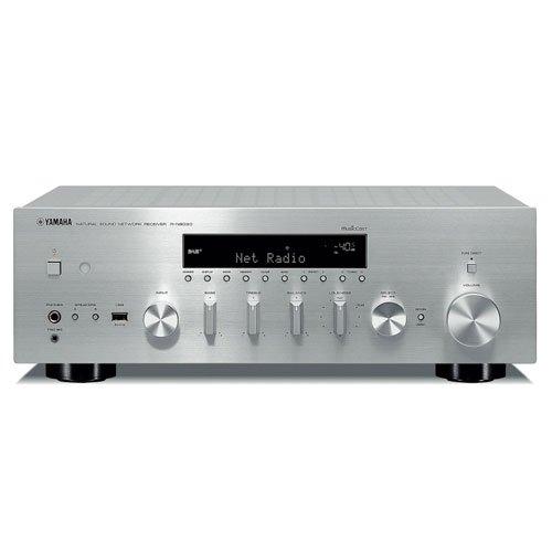 Yamaha-RN803D-receptor-hifi-estéreo-color-plata