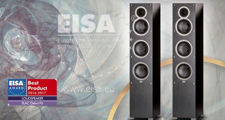 elac-debut-f6-premio-eisa