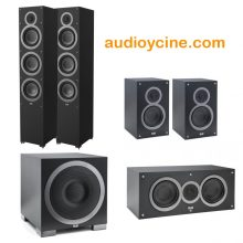 oferta en audioycine-de-pack-elac-DEBUT-f6-b6-c5-s12eq