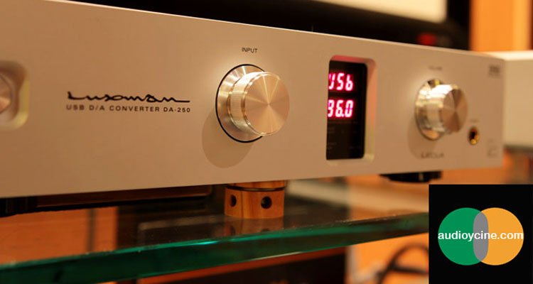 LUXMAN-DA250-DAC-CONVERTIDOR