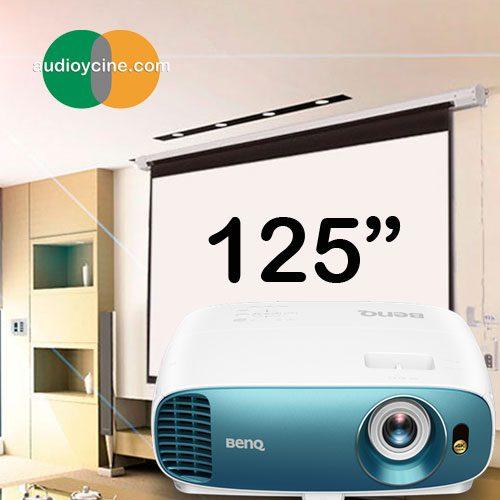 proyector-benq-tk800-pantalla-125-audioycine