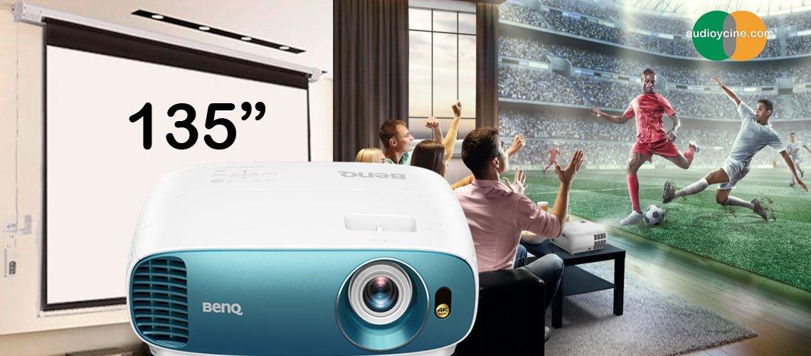 proyector-benq-tk800-pantalla-135-pulgadas-futbol-4k-home-cinema