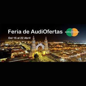 Feria de AudiOfertas
