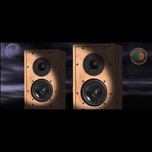 Graham Audio LS3/5 el altavoz más famoso de la BBC