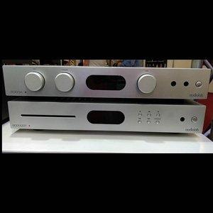 Novedad AUDIOLAB Serie 6000, amplificador con DAC y transporte CD