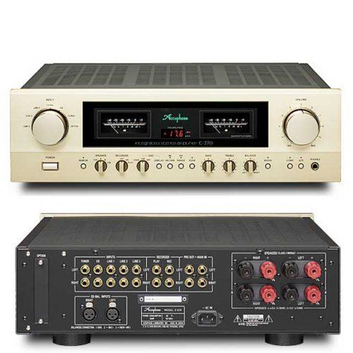 accuphase-E270-AMPLIFICADOR-integrado