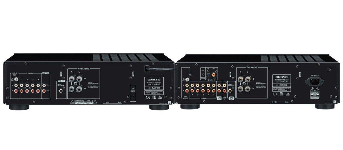 amplificadores-Onkyo-a9130-9110-conexiones