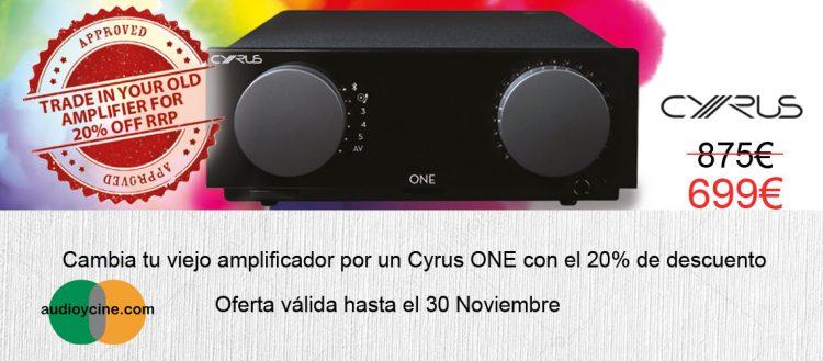 amplificador-Cyrus-one-promocion-oferta