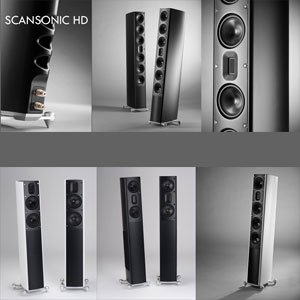 Los altavoces SCANSONIC ya en Audioycine
