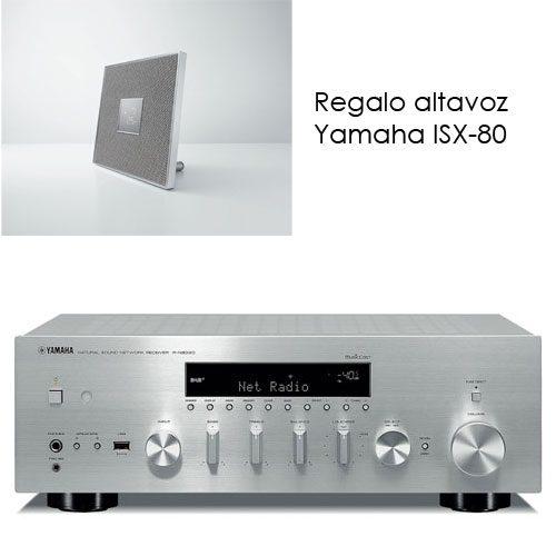 oferta-yamaha-rn803D-regalo-isx80