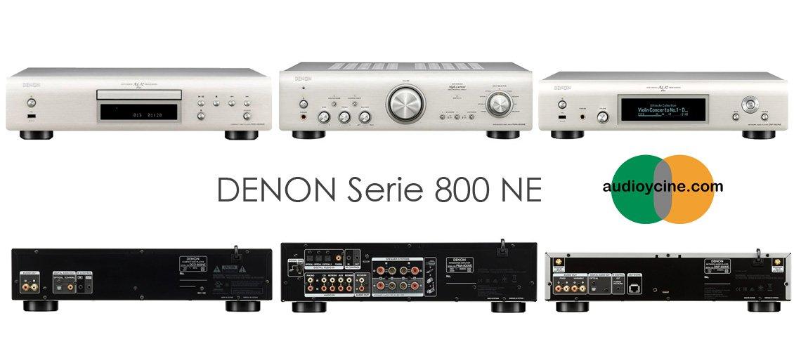 Denon-serie-800-ne-silver-audioycine-hifi