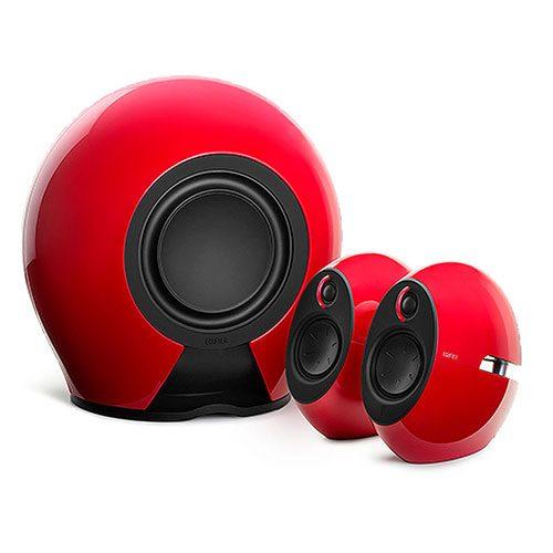 altavoces-bluetooth-Edifier-Luna-E235-red