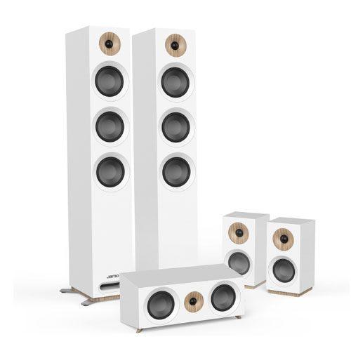 pack-altavoces-5.0-jamo-s809-hcs-white