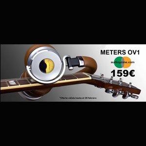 Meters OV1, auriculares retro y exclusivos