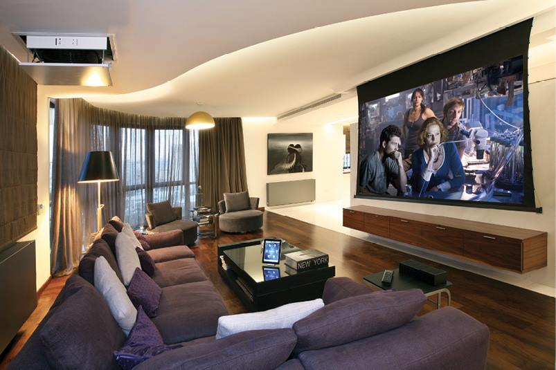 CASA- SALON HOME CINEMA