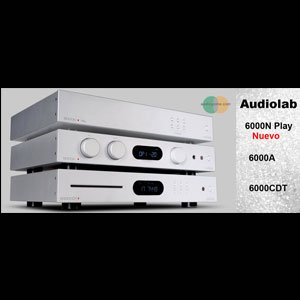 Streamer Audiolab 6000N Play, presentación en sociedad