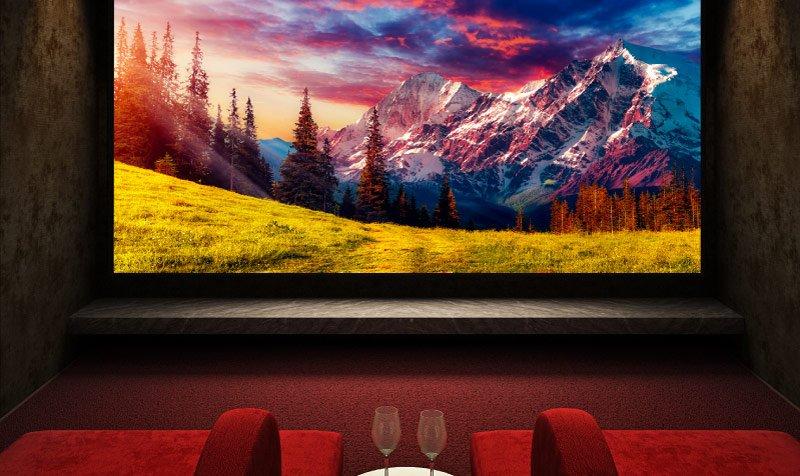 BenQ W5700 - Proyector- 4K- Cinema Mode-home-cinema